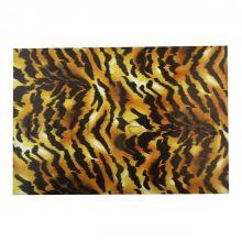 Декупажные карты 33х48 Тигровый мех В8147