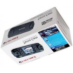 Видеорегистратор с двумя камерами и GPS x8000