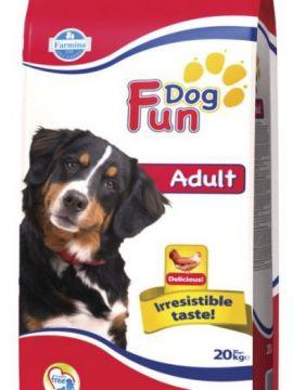 Fun Dog Chicken (для взрослых собак с курицей)