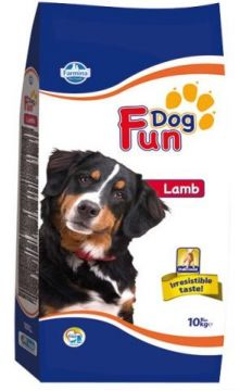 Фан Дог Ягненок(Fun Dog Lamb) 10кг.