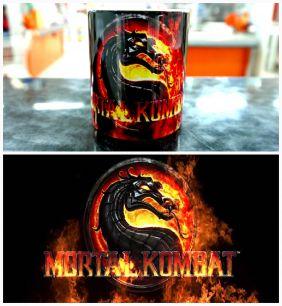 Кружка Мортал Комбат (Mortal Kombat)
