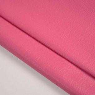 Кожзам для кукольных ботиночек - ярко-розовый, 25*20 см