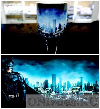 Кружка Бэтмен
