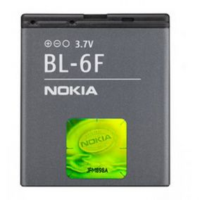 Аккумулятор Nokia BL-6F