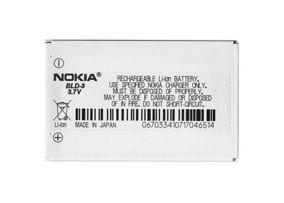Аккумулятор Nokia BLD-3