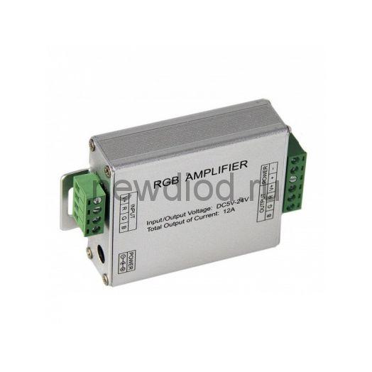 RGB-усилитель 18A 12/24V 216/432W