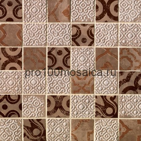 Мозаика Creta Mosaico Maiolica Beige 30.5x30.5 (FAP)
