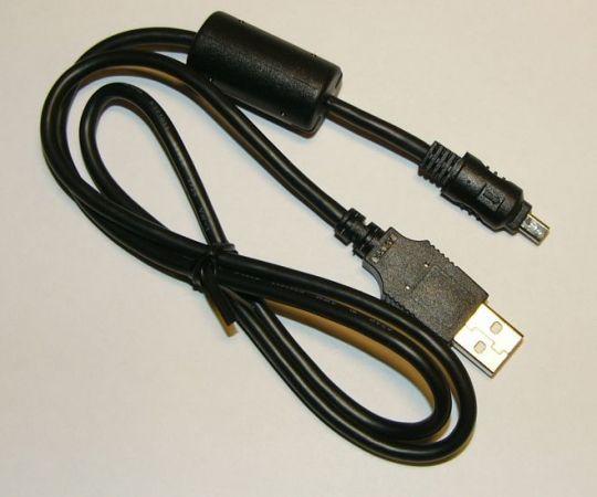 USB кабель фото Casio 8pin