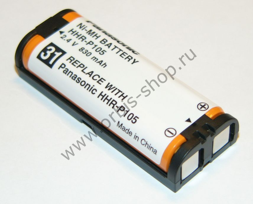 Аккумулятор Panasonic HHR-P105
