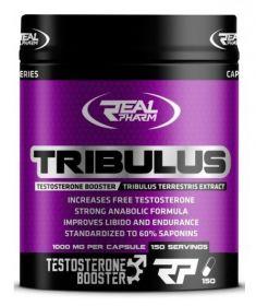 Tribulus Real Pharm (150 кап)