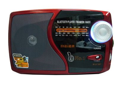Радиоприёмник Meier M-U73BT (USB, Bluetooth)