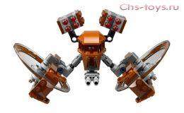 Конструктор Lari Звездные войны Дроид Огненный град 10370 (75085) 163 дет