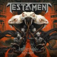 "TESTAMENT ""Brotherhood Of The Snake"" 2016 [digi]"