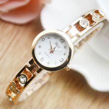 """Часы женские на золотом браслете """"Эльче"""""""
