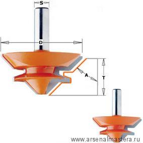 CMT 955.503.11 Фреза для углового сращивания 15-28,5мм (Угол 90/180гр) S=12 D=70x31,7