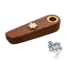 Трубка деревянная Flower