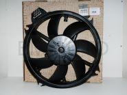 Вентилятор охлаждения Рено Меган 3