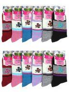 Женские носки  (мин.заказ 3 уп)-17 руб