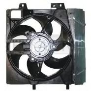 Вентилятор охлаждения Пежо 207