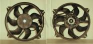 Вентилятор охлаждения Пежо 307 , Партнер 2.0 hdi