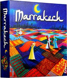 Настольная игра Марракеш (Marrakech) Gigamic