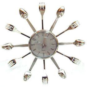 Настенные часы Ложки-вилки