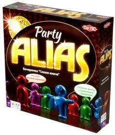 Настольная игра Элиас вечеринка  / alias