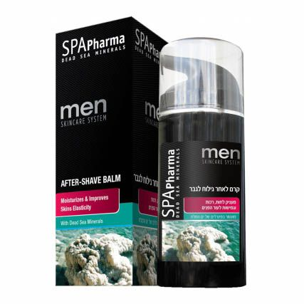 Крем после бритья для мужчин SpaPharma (Спа Фарма) 100 мл