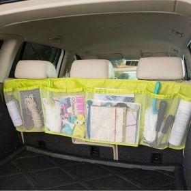 Автомобильный органайзер на заднее сиденье