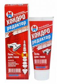 ХОНДРОРЕДАКТОР (HONDROREDAKTOR) - гель для суставов 70гр