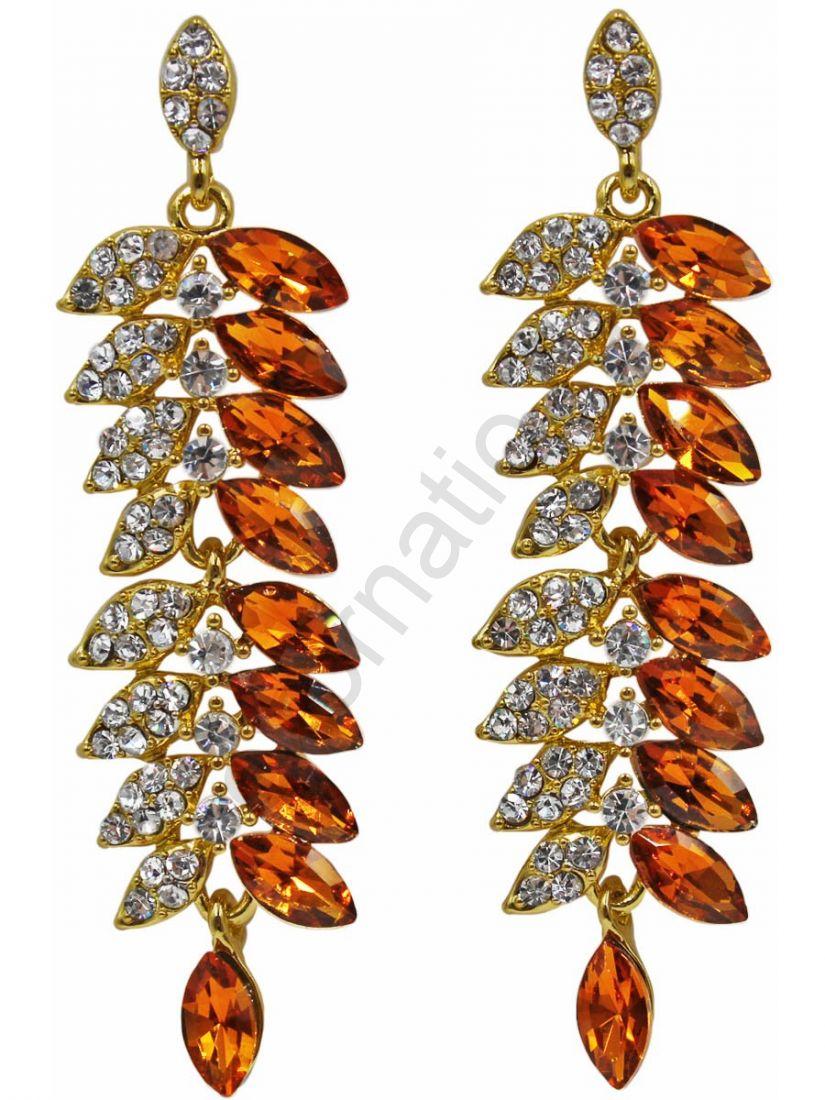 Серьги Taya LX. 11327-EARR-GOLD