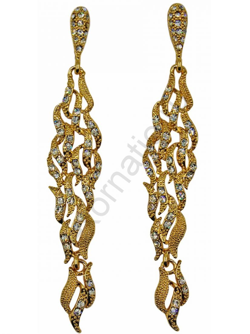 Серьги Taya LX. 11330-EARR-GOLDE