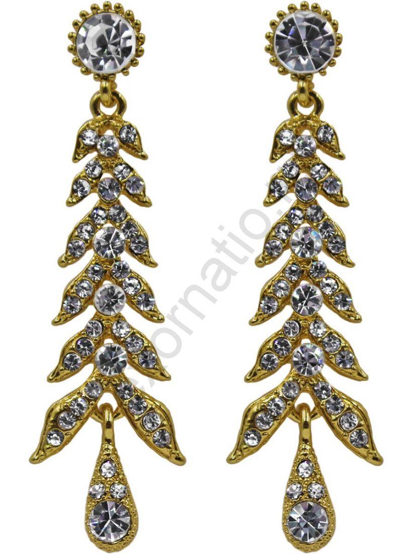 Серьги Taya LX. 11342-EARR-GOLD
