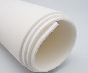 `Фоамиран Иранский, толщина 2 мм, размер 60х70 см, цвет белый