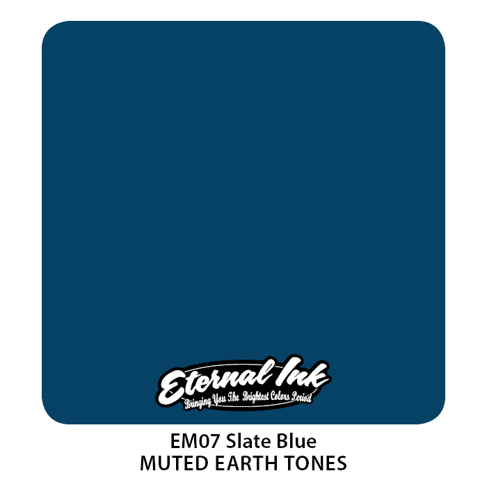 Eternal Slate Blue