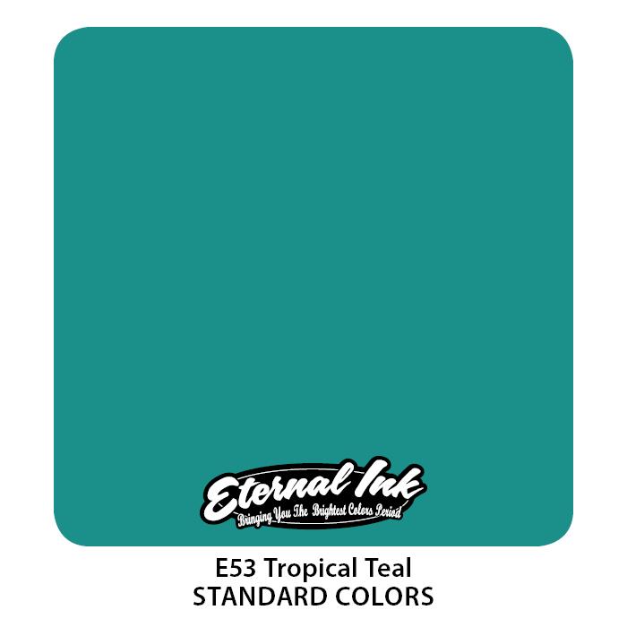 Eternal Tropical Teal
