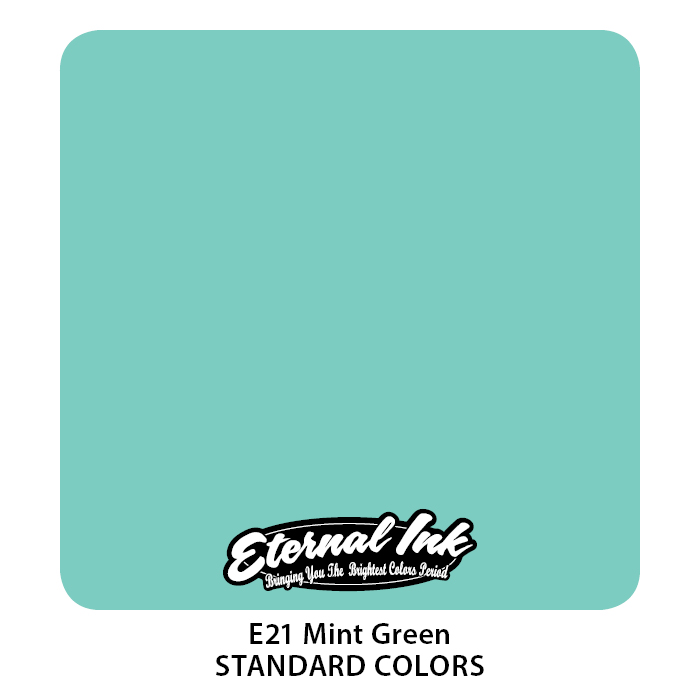 Eternal Mint Green