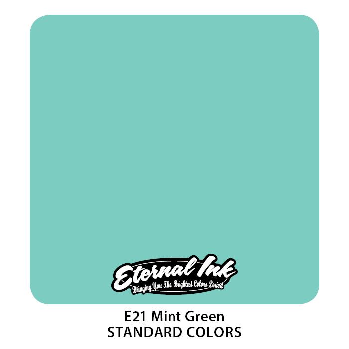 Eternal Mint Green