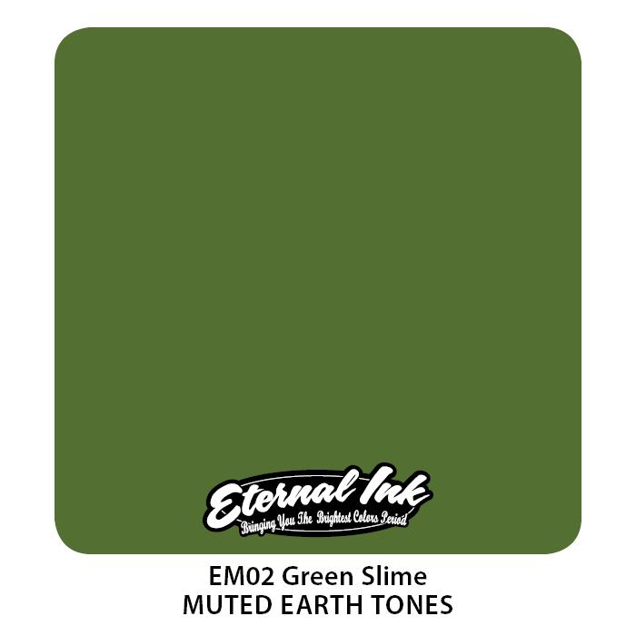 Eternal Green slime