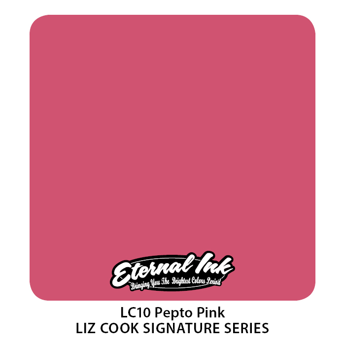 Eternal Liz Cook pepto pink