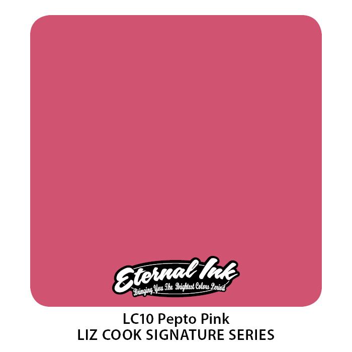Eternal Liz Cook pepto pink