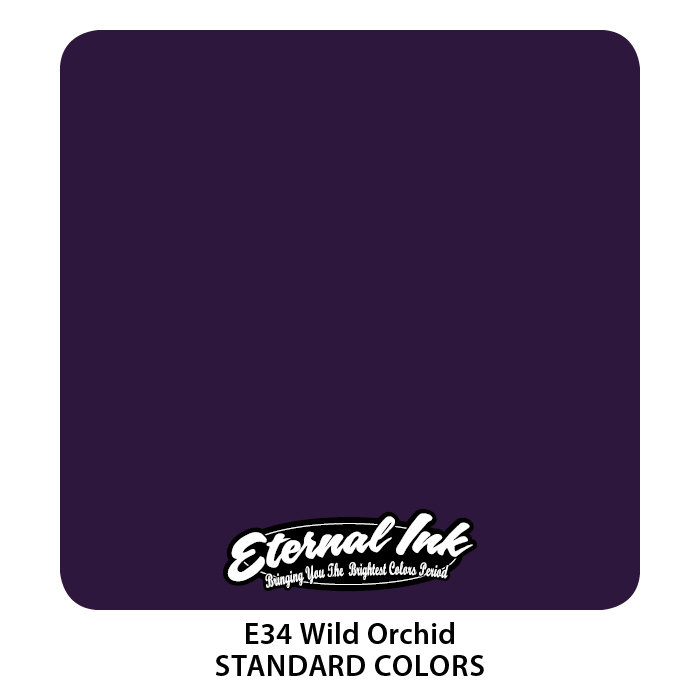 Eternal Wild Orchid