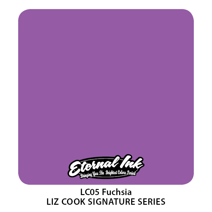 Eternal Liz Cook Fuchsia