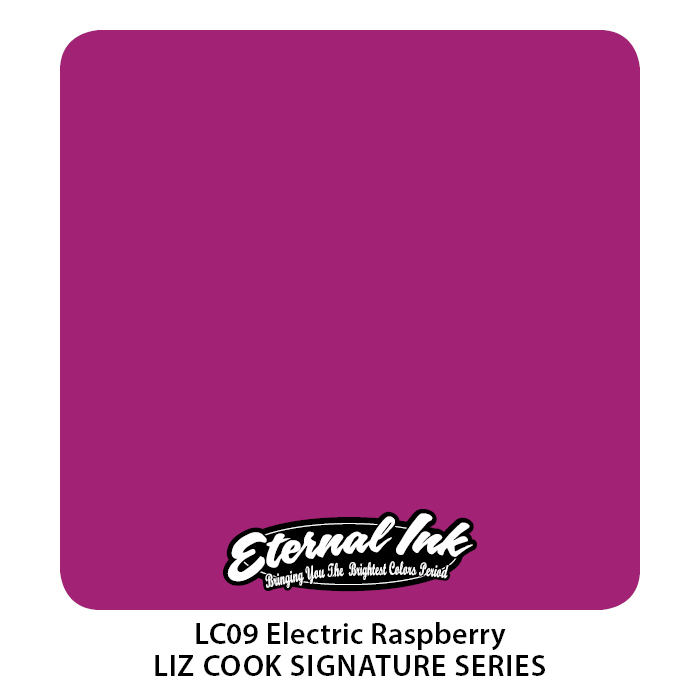 Eternal Liz Cook Electric Raspberry