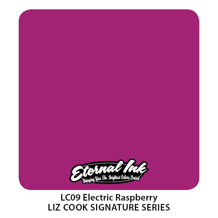 Eternal Liz Cook Electric Raspberry