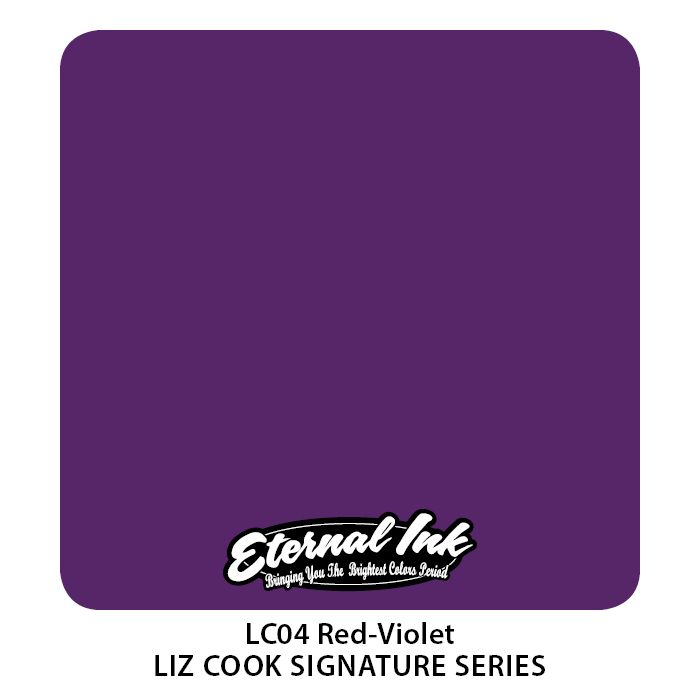 Eternal Liz Cook Red Violet