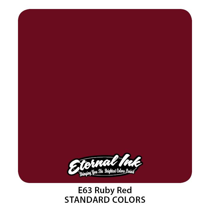 Eternal Ruby Red