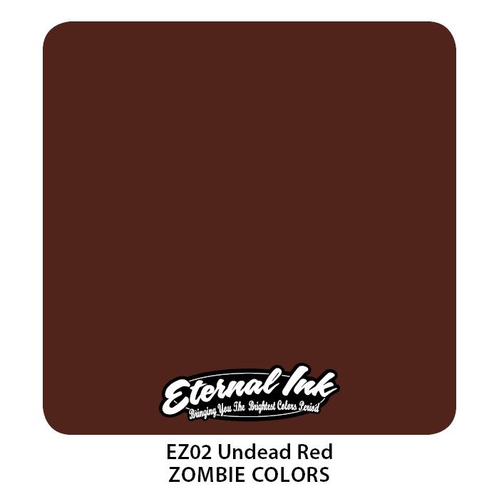 SALE Eternal Undead Red