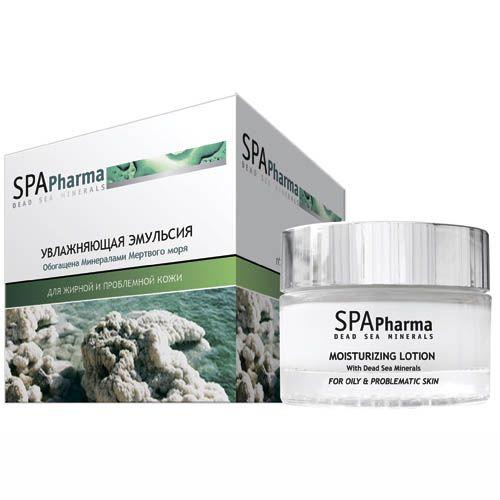 Увлажняющая эмульсия для жирной и проблемной кожи SpaPharma (Спа Фарма) 50 мл
