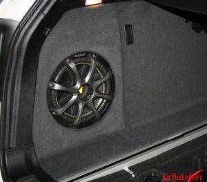 Корпус стелс BMW X3 F25